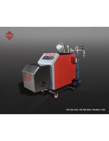 Pasteurisation - 350-550 lit/h