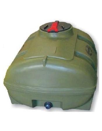 Cuve A Multi-Usages 500 Lt En Pe Jaune