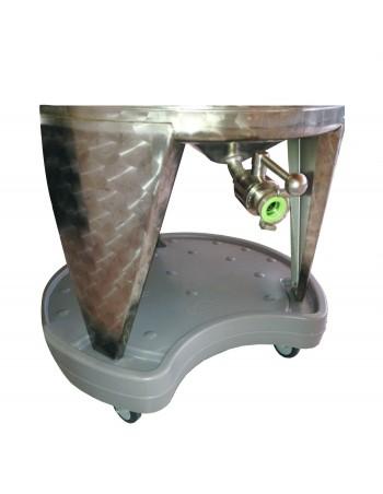 Socle polyéthylène diametre cuve 440 mm
