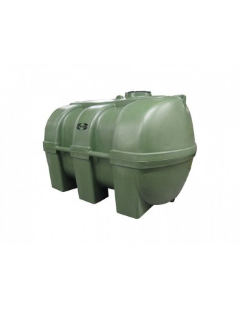 Cuve A Multi-Usages 2000 Lt En Pe Vert