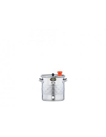 Cuve Inox Polyvalente Speidel 15 à 120 L double paroi